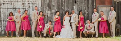 Steve and Sarah Newman Wedding